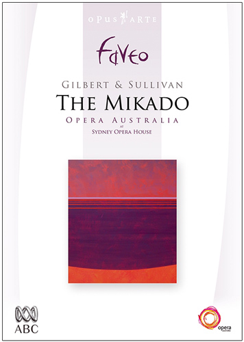 Mikado dvd cover