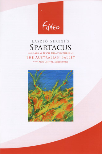spartacus ballet dvd cover